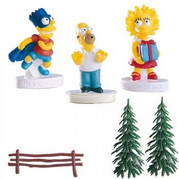 Kit en résine les Simpsons