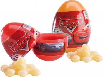 Oeuf surprise Cars