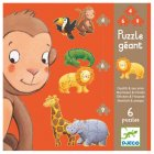 Puzzles Géants - Ouistiti et ses amis