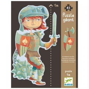 Puzzle Géant - Archibald le terrible, 34 pièces
