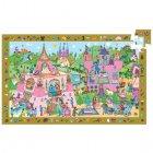 Puzzle - Princesses, 54 pièces
