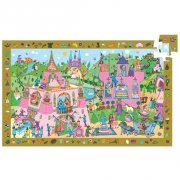 Puzzle - Princesses, 54 pi�ces