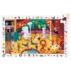 Puzzle - Le Cirque, 35 pièces