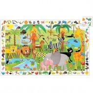 Puzzle - Jungle - 35 pièces