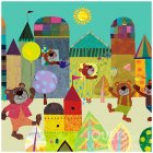 Puzzle - C'est la fête, 36 pièces