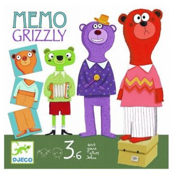 Mémo - Grizzly