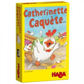 Jeu de mémoire   Catherinette Caquète