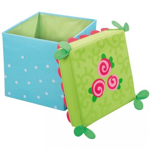 Cube siège Fée Rosalie