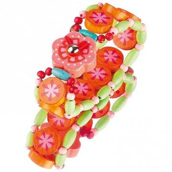 Bracelet Montre Fleurs Pop