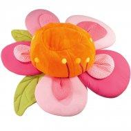 Pouf fleur câline