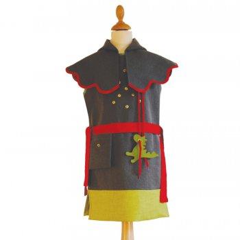 Tunique de chevalier 4-7 ans
