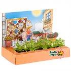 Jardin pop-up Balcon Fleuri
