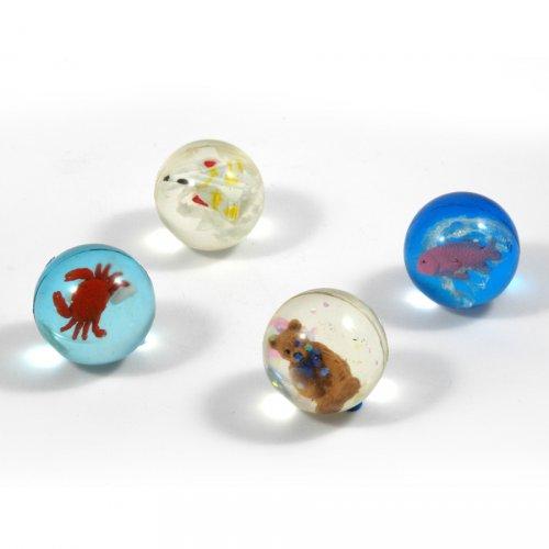 4 Balles rebondissantes 3D
