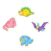 4 grandes gommes dino