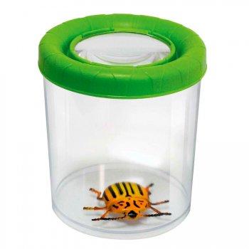 Grande boîte loupe insecte