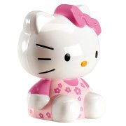 Tirelire Hello Kitty et ses bonbons