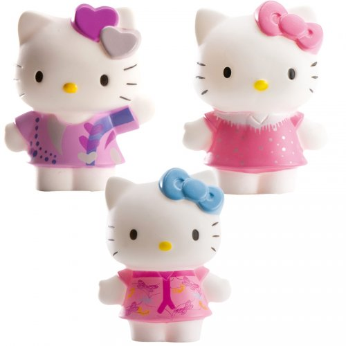 1 Figurine Hello Kitty