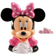 Grande Tirelire Minnie et bonbons