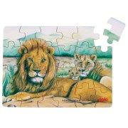 Puzzle 24 pi�ces Lion