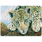 Puzzle 24 pi�ces Jaguar