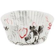 30 Caissettes à Cupcakes Mickey et Minnie