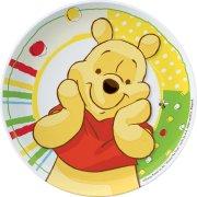 Assiette Winnie l'Ourson en M�lamine