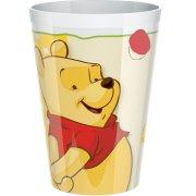 Verre Winnie l'Ourson en Plastique