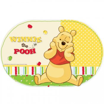 Set de Table Winnie l Ourson