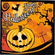20 Serviettes Halloween Party