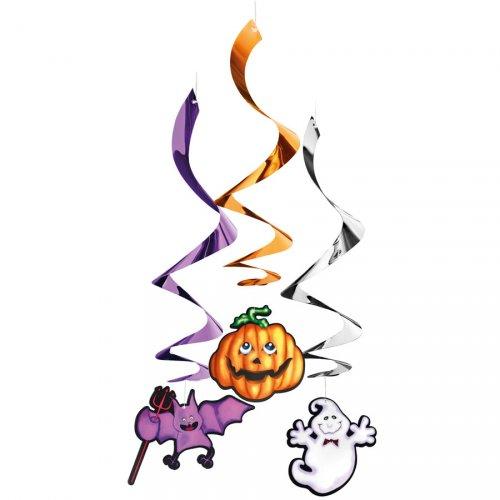 3 Décorations à suspendre Halloween Party