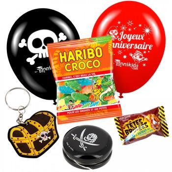 Set cadeaux Pirate