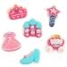 12 D�cors en sucre - Little Princesse. n�1