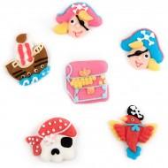 12 D�cors en sucre - Miss Pirate
