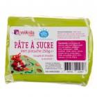 P�te � sucre 250g - Vert Pistache