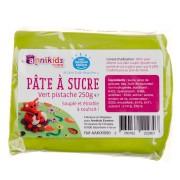 Pâte à sucre 250g - Vert Pistache