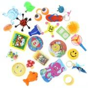 24 Petits Jouets Mixtes (6 à 9,5 cm maxi) - Calendrier de l'Avent
