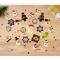 24 Petits Cadeaux Chocolats (5 cm maxi) - Calendrier de l'Avent images:#0