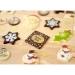 24 Petits Cadeaux Chocolats (5 cm maxi) - Calendrier de l Avent. n°2