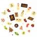 24 Petits Cadeaux Chocolats (6 cm maxi) - Calendrier de l Avent. n°1