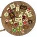 24 Petits Cadeaux Chocolats (6 cm maxi) - Calendrier de l Avent. n°2