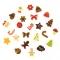 24 Mini Cadeaux Chocolats (3.2 cm maxi) - Calendrier de l'Avent images:#0