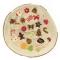 24 Mini Cadeaux Chocolats (3.2 cm maxi) - Calendrier de l'Avent images:#2