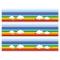 Contours de gâteaux en sucre - Rainbow images:#0