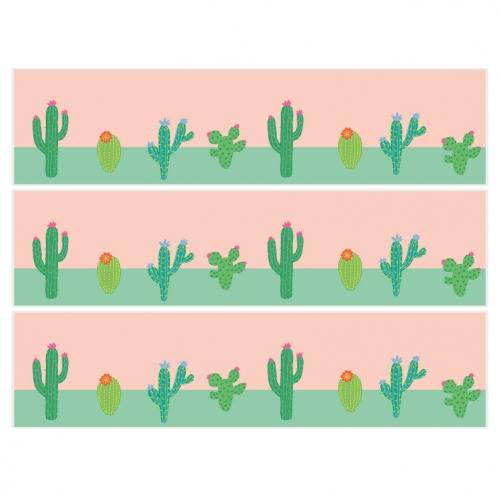 Contours de gâteaux en sucre - Cactus
