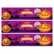 Contours de gâteaux en sucre - Happy Halloween