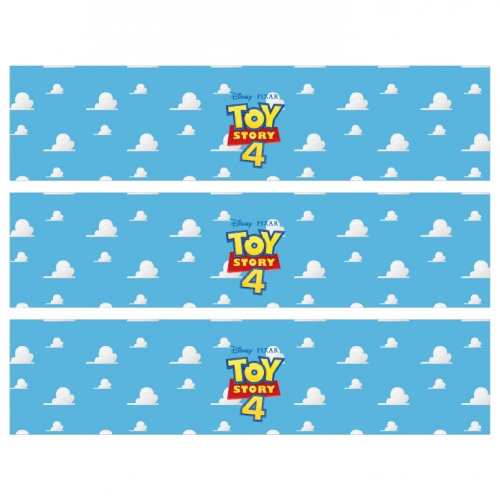 Contours de Gâteaux en Sucre - Toy Story 4