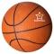 Disque en sucre Ballon de Basket (19 cm) images:#0