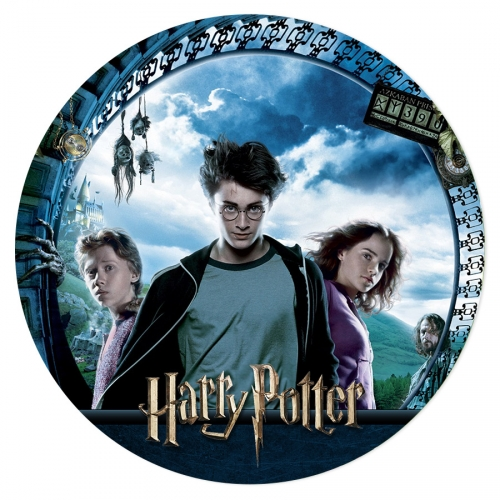 Disque en sucre Harry Potter - Azkaban (19 cm)