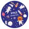 Disque en sucre Astronimaux (19 cm) images:#0