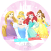 Kit Gâteau Princesses Disney. n°3